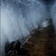 Mar Vermelho se abriu na mais aguardada cena da novela 'Os Dez Mandamentos'