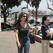 Fátima Bernardes e jornalistas vão a velório de Sandra Moreyra, no RJ: 'Saudade'