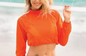 Fernanda Lima exibe corpo enxuto de biquíni aos 38 e alerta: 'A gravidade age'