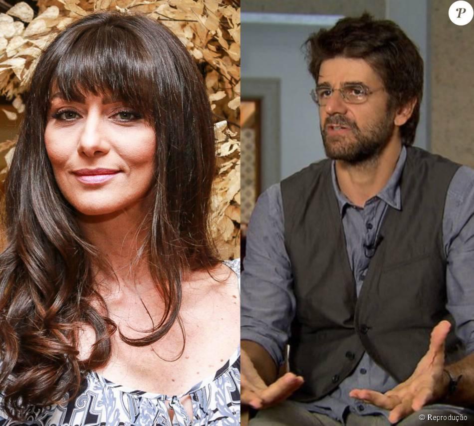 Incidente envolvendo Luiz Fernando Carvalho, diretor da novela 'Velho Chico', machuca Maria Fernanda Cândido