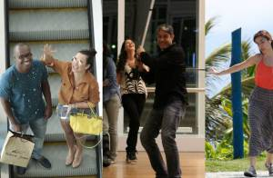 Veja cinco famosos que não se incomodam em ser flagrados por paparazzi
