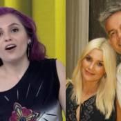 Monica Iozzi chama Otaviano Costa de feio e Flávia Alessandra defende: 'Bonito'