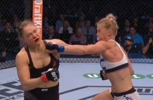 Ronda Rousey vai fazer cirurgia plástica no lábio após derrota para Holly Holm