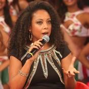 Negra Li acha votação do 'Dança' injusta: 'Ganha quem tem mais público'