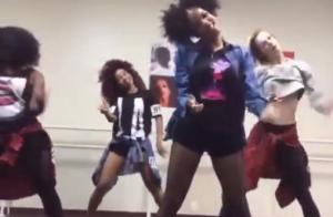 Dançarinas de Beyoncé aprendem a coreografia de 'Bang', música da cantora Anitta