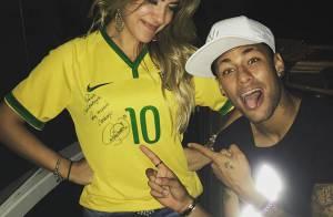 Lorena Improta comenta rumores de affair com Neymar: 'Amizade. É só isso mesmo'