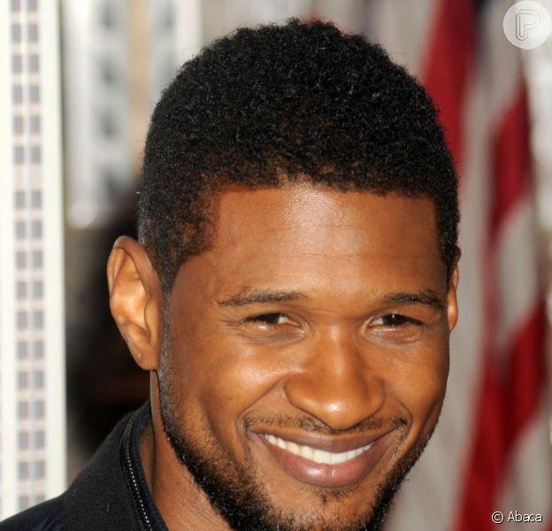 A ex-mulher de Usher não o culpou pelo acidente ocorrido com o filho mais velho deles, em entrevista ao programa 'Good Morning America' desta quarta-feira, 14 de agosto de 2013