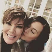 Kris Jenner, mãe de Kim Kardashian, posta foto com Katy Perry: 'Melhores amigas'