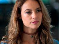 'Além do Tempo': Felipe diz que ama outra e Melissa surta. 'Infernizo sua vida'