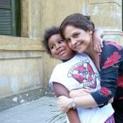 Drica Moraes afirma ter superado câncer com ajuda do filho: 'Minha benção'