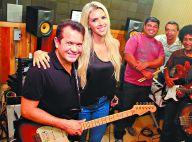 Chimbinha assina com 'X' e anuncia novo nome artístico de sua banda: 'XCalypso'