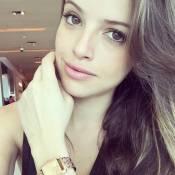 Agatha Moreira prefere não postar fotos ousadas na web: 'Um pouco de vergonha'