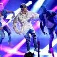 Justin Bieber foi um dos artistas que se apresentaram no American Music Awards