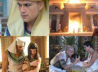 Segunda temporada de 'Os Dez Mandamentos' já tem primeiras cenas gravadas