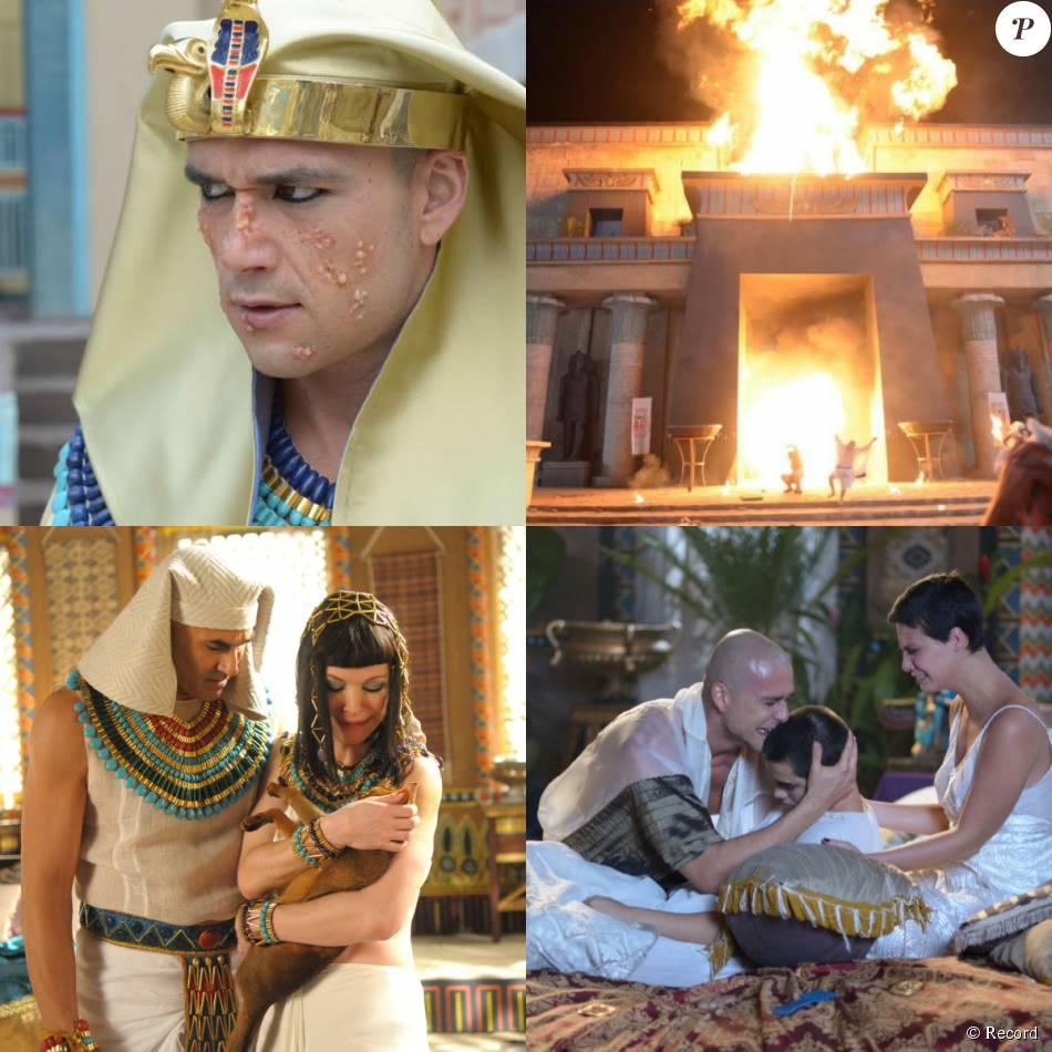 'Os Dez Mandamentos' foi um sucesso absoluto, trazendo a história das pragas do Egito e terá uma segunda temporada na Record, com estreia prevista para março de 2016