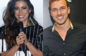 Anitta e empresário paulistano Luiz Restiff estão namorando há um mês
