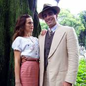 Bianca Bin contracena com o marido na novela 'Êta Mundo Bom': 'Fiquei tensa'