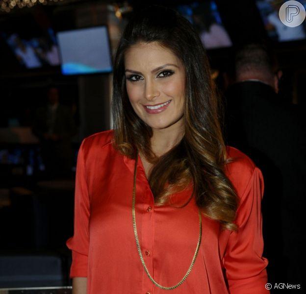 Natália Guimarães caiu de cavalo durante ensaio do especial 'Isso eu Faço!'