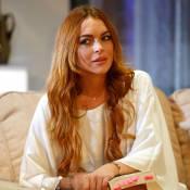 Lindsay Lohan doa cobertor Hermés para desabrigados e é criticada: 'É piada?'