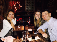 Isabelle Drummond se diverte com amigos no Rio Grande do Sul, após fim do namoro