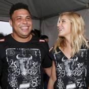 Ronaldo e namorada, Bruno Gissoni e mais famosos curtem festival. Veja fotos