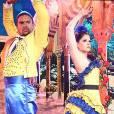 Mariana Santos e Marcus Lobo estão entre os três finalistas do 'Dança dos Famosos' 2015