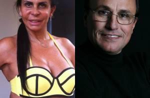Gretchen e Bozo já foram namorados. Conheça os 5 casais famosos mais inusitados