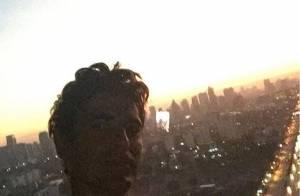 Reynaldo Gianecchini viaja para Bangkok e malha às 4 da manhã:'Fuso atrapalhado'