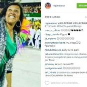 Regina Casé tem perfil do Instagram invadido por hackers que postam ofensas