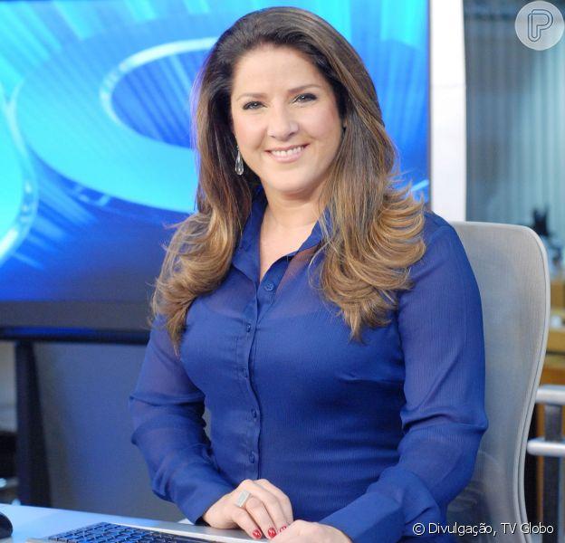 Após deixar o 'Jornal da Globo', Christiane Pelajo voltará a Globo News e vai apresentar um jornal vespertino em 2016