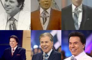 Silvio Santos faz 85 anos! Relembre momentos marcantes em mais de 100 fotos!