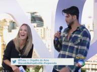 Marcelo Bimbi causa saia justa com Ticiane Pinheiro: 'Precisa ir para a escola!'