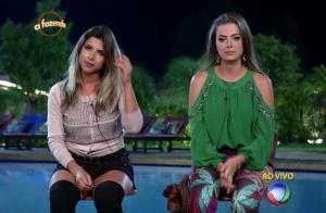 'A Fazenda 8': Ana Paula Minerato elimina Rayanne Morais e está na grande final
