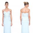 O vestido usado por Thaila Ayala pode ser alugado na Dress & Go por R$ 1.500. o preço original da peça é R$ 20.520