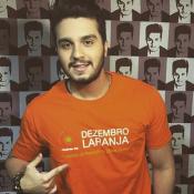 Luan Santana e mais famosos apoiam campanha de prevenção ao câncer de pele