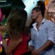 Mara Maravilha agride peão em festa de despedida de 'A Fazenda 8'