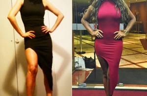 Luiza Possi e Ludmilla exibem looks parecidos em foto e fãs comentam: 'Igual!'