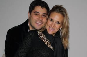 Após 3 AVCs, mulher de Evaristo Costa volta ao trabalho: 'Continuar lutando'