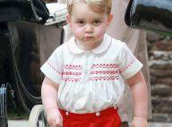 Príncipe William revela ansiedade de George, de 2 anos, com Natal: 'Saltitante'