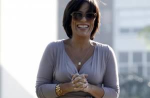 Gloria Pires conta segredo de casamento com Orlando Morais: 'Olhamos nos olhos'