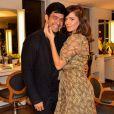 Deborah Secco está solteira desde o fim do namoro com o cantor católico Allyson Castro