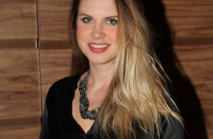 Carolinie Figueiredo, a Júlia de 'Sangue Bom', está grávida de seu segundo filho