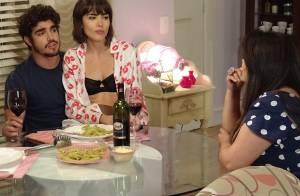 'Amor à Vida': Perséfone expulsa Patrícia e Michel de sua casa e rompe amizade
