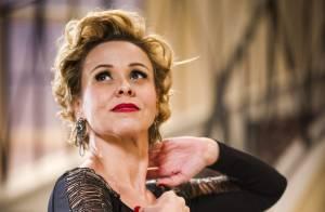 Giulia Gam não descarta posar nua aos 46 anos: 'Teria de pensar no bônus e ônus'