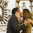 Ninho (Juliano Cazarré) planeja reconquistar Paloma (Paolla Oliveira), mas a médica já está noiva de Bruno (Malvino Salvador), em 'Amor à Vida'
