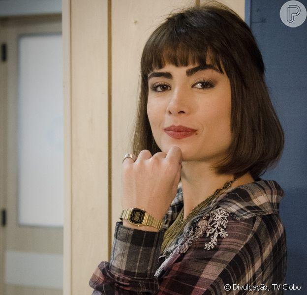 Maria Casadevall deve renovar seu contrato com a TV Globo, em 6 de setembro de 2013