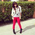 Anitta tem um estilo diferente das outras funkeiras. A cantora aposta em roupas larguinhas e sofisticadas