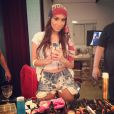 Bandanas e shorts detonados são algumas peças-chave nas produções de Anitta