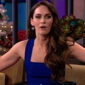 Megan Fox sobre gravidez: 'Pensei que fosse ter um vampiro como em 'Crepúsculo''