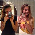 Bianca Salgueiro tem 19 anos e afirma que é uma pessoa tímida e reservada